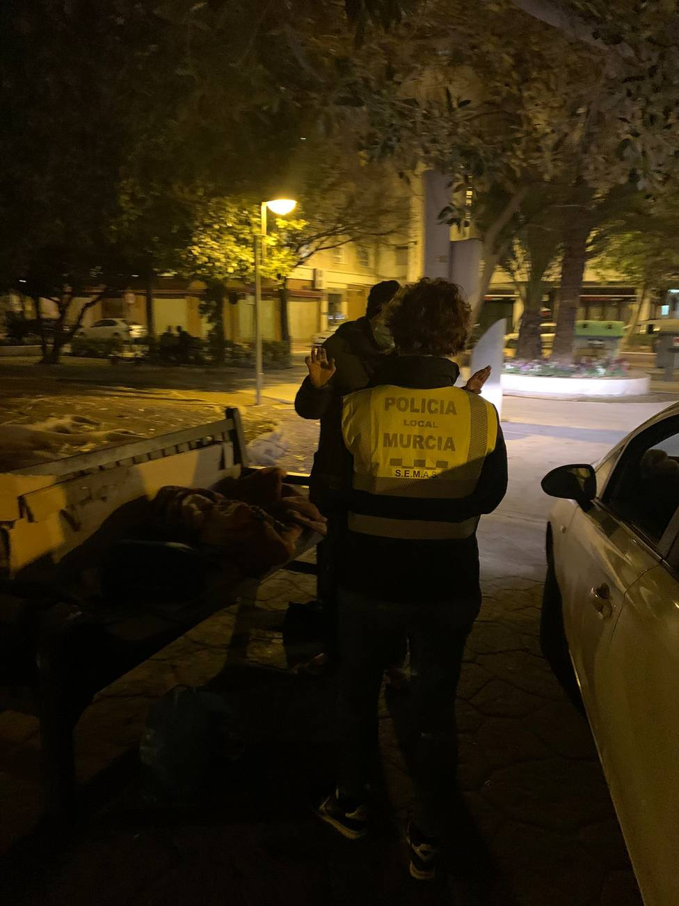 El Ayuntamiento lleva atendidas a 84 personas sin hogar desde el inicio de la 'Operación Frío'