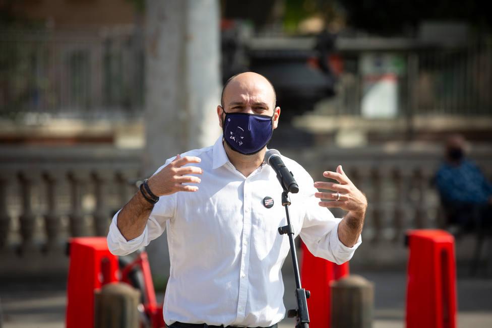 Òmnium lanza un llamamiento a los catalanes para que se sumen a su ofensiva por la amnistía