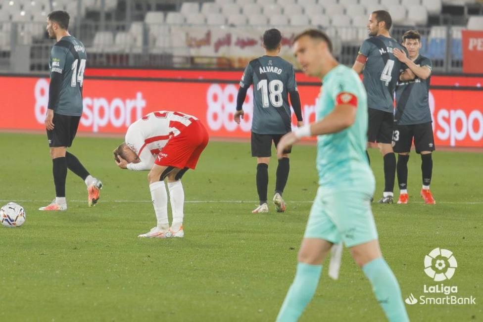 UD Almería-Rayo Vallecano (0-1): Pongamos que hablo de Madrid