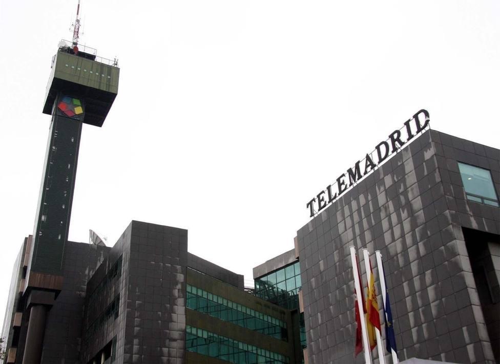 Telemadrid propone celebrar el debate a seis el miércoles 21 de abril