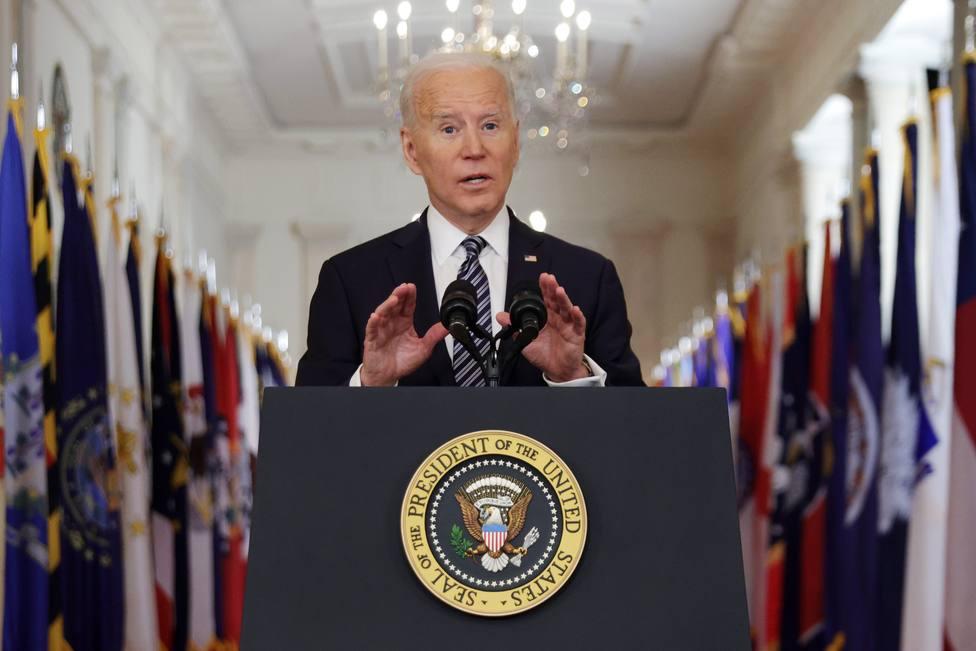 Biden plantea el 11 de septiembre como nuevo límite para la retirada de las tropas en Afganistán