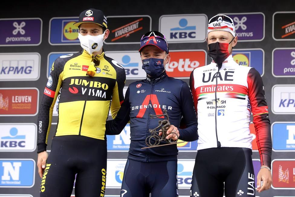 De Brabantse Pijl - La Fleche Brabanconne cycling race