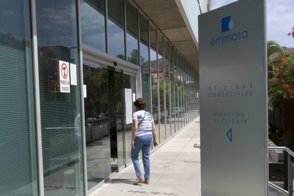 Sede de Emmasa en Santa Cruz