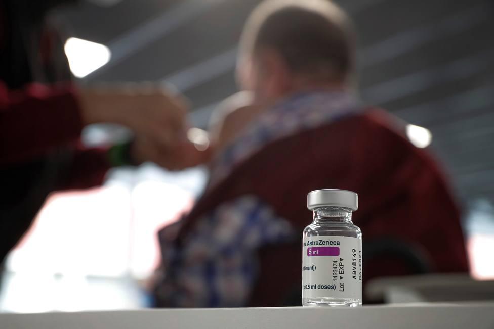 El WiZink Center comienza a vacunar con AstraZeneca