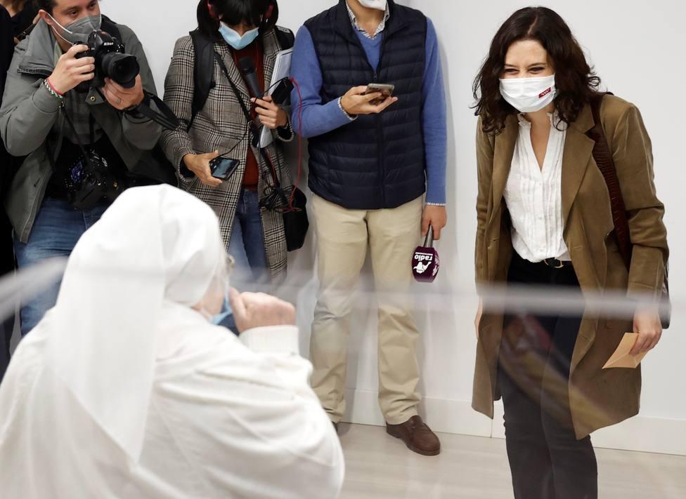 Madrid celebra unas elecciones en pandemia con amplia proyección nacional