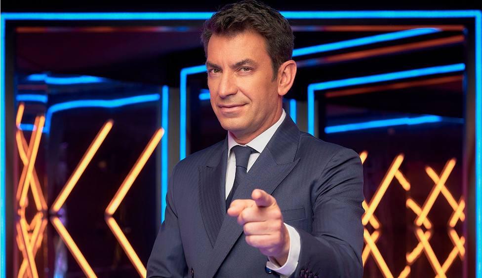 Arturo Valls en Mask Singer
