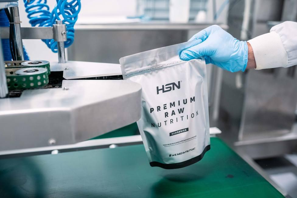 HSN, primera marca de Nutrición y Nutracéutica con fabricación propia certificada en IFS Food