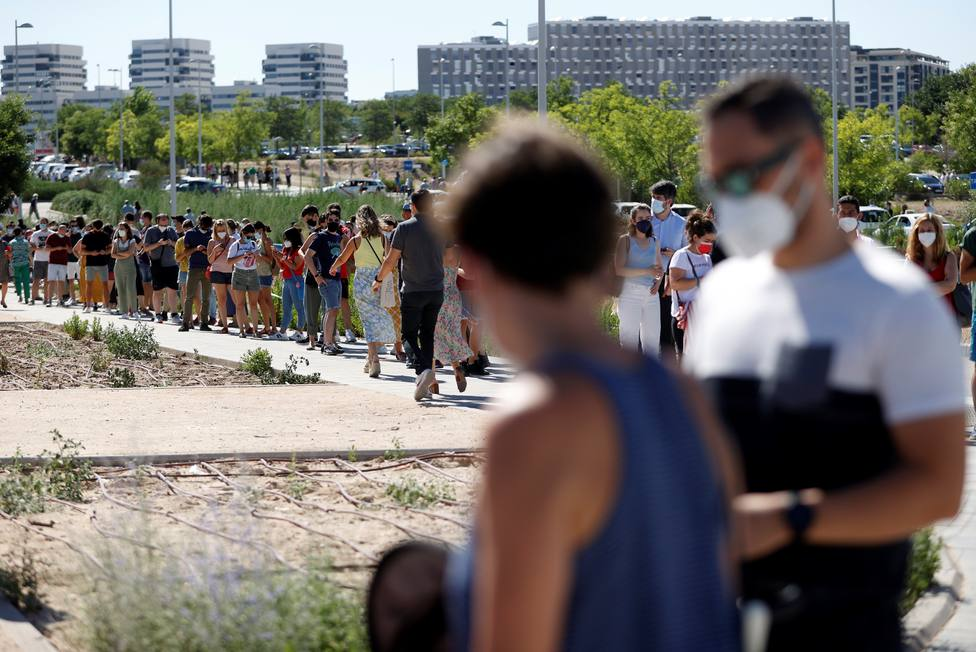 ¿Podrá España alcanzar el 70 por ciento de la población vacunada a finales de agosto?