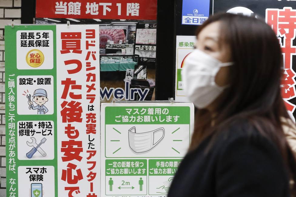 Japón prolonga el estado de emergencia hasta el 12 de septiembre