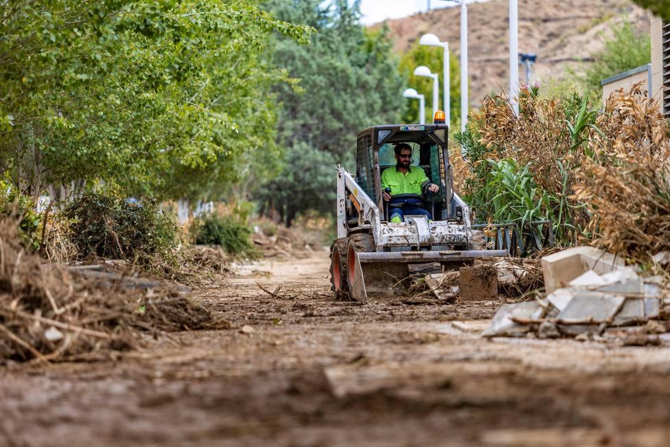 Toledo cuantifica que los daños de la DANA en la ciudad ascienden a cuatro millones de euros