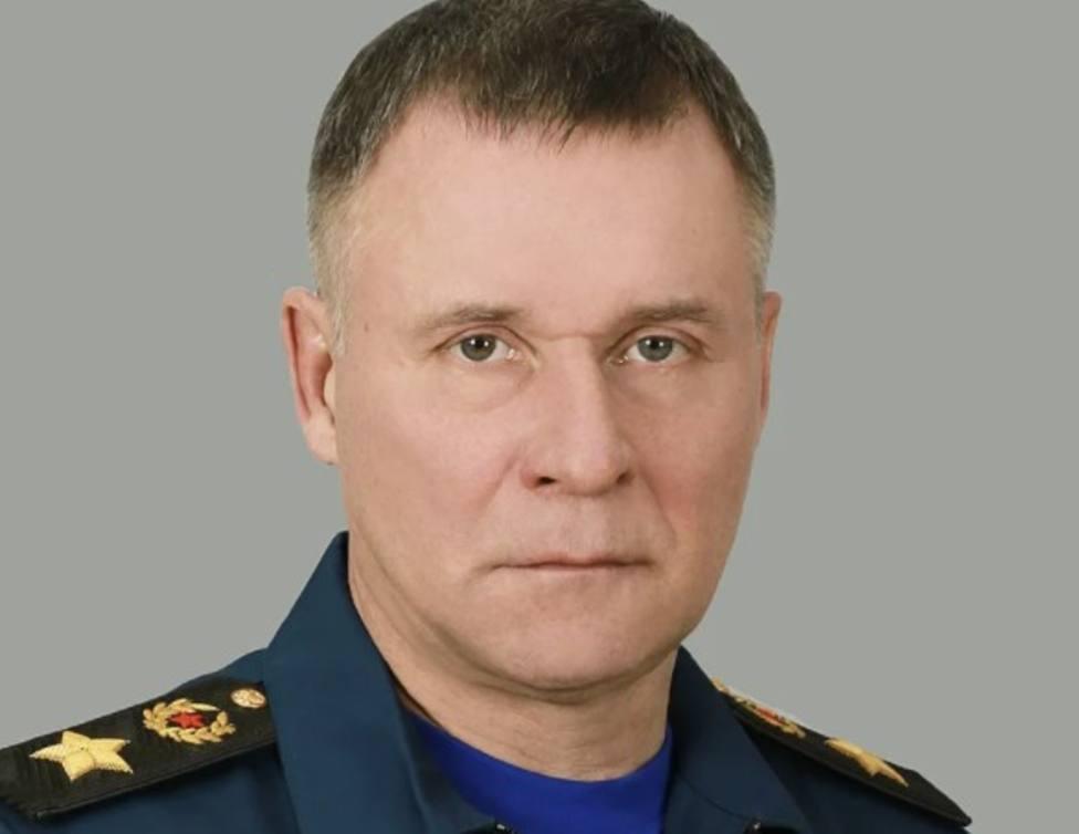 Muere el ministro de Emergencias de Rusia al tratar de salvar a un trabajador durante un ejercicio