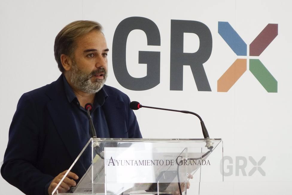 Granada.- Activado el proyecto para acondicionar el parque adyacente al Cuarto Real de Santo Domingo