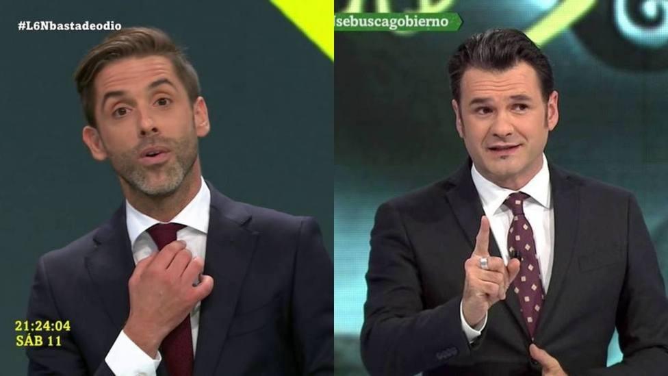 José Yélamo no se corta al hablar de las diferencias de su contrato con el de Iñaki López en laSexta Noche