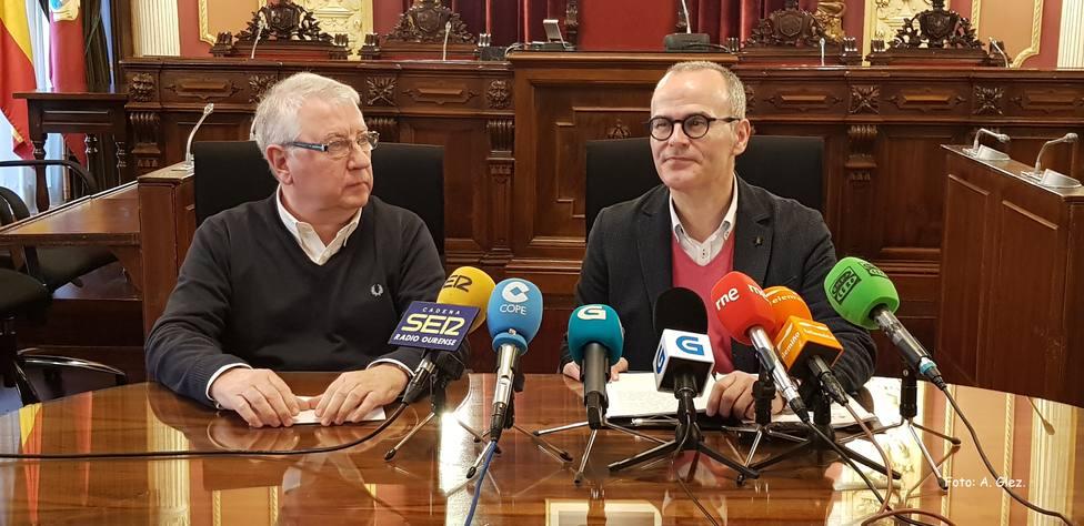 José Cudeiro y Jesús Vázquez