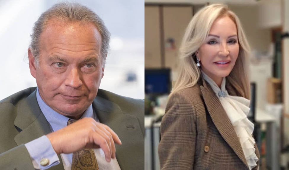 Bertín Osborne reacciona desconcertado al reproche de Carmen Lomana contra su programa: Vamos a ver, Carmen