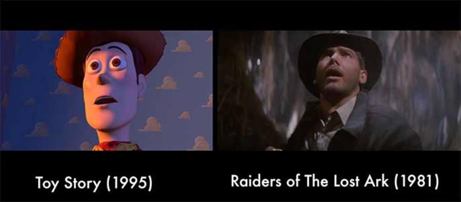 Guiños de Pixar a clásicos del cine