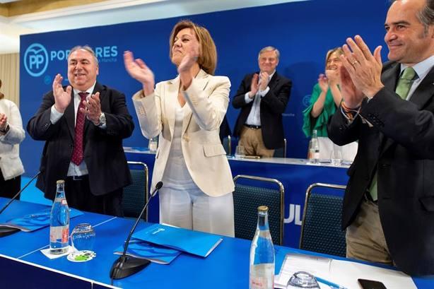 El PP de Castilla-La Mancha reúne a su Junta Directiva para convocar un Congreso Extraordinario