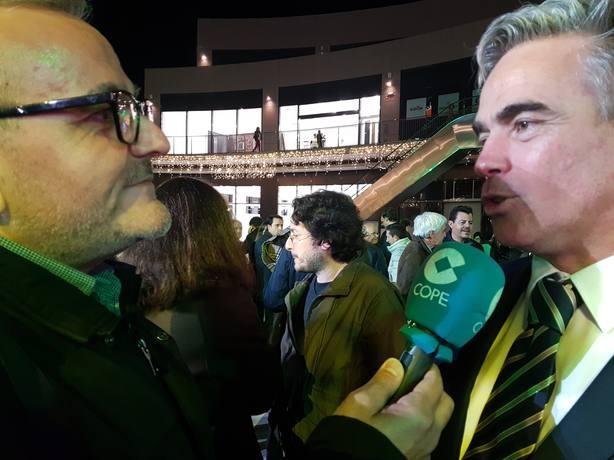 COPE en Estepark: Raúl Puchol entrevista al consejero delegado, Miguel Frontera