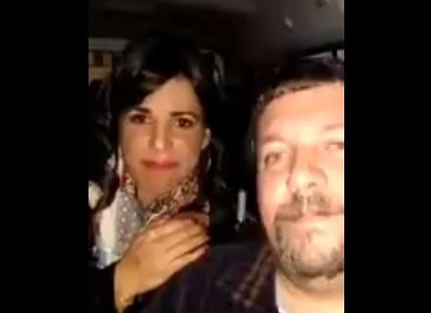 Teresa Rodríguez hace un vídeo en apoyo a la pelea de los taxistas frente a multinacionales y fondos buitre