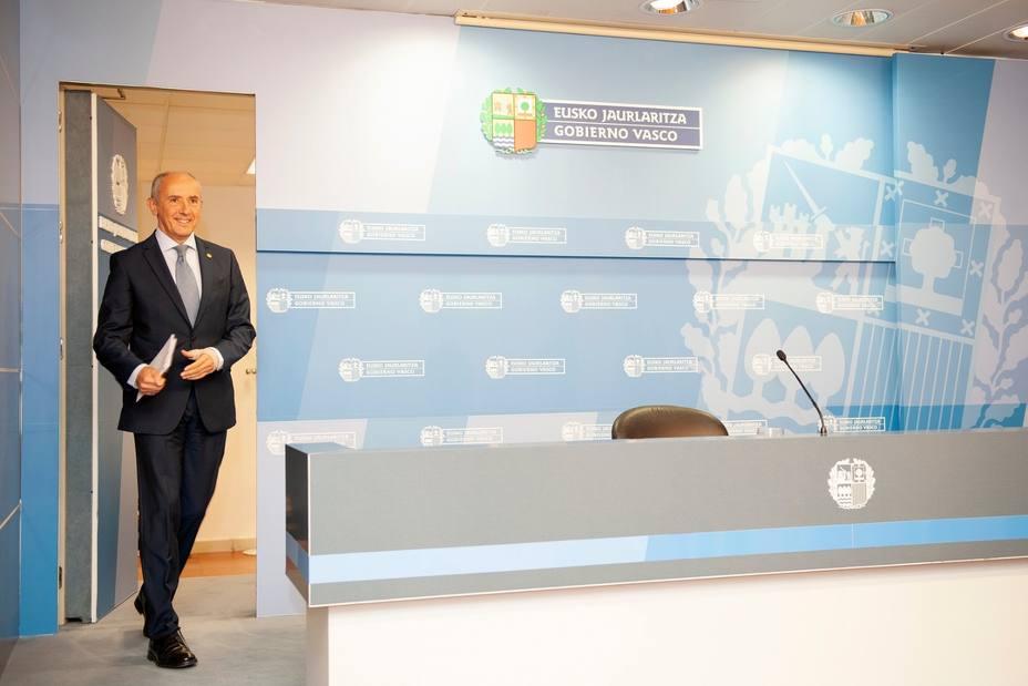 Gobierno Vasco defiende la estabilidad en España ante el preocupante discurso antiautonómico de la extrema derecha