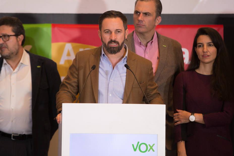 Vox: de 3.000 a 30.000 afiliados en año y medio