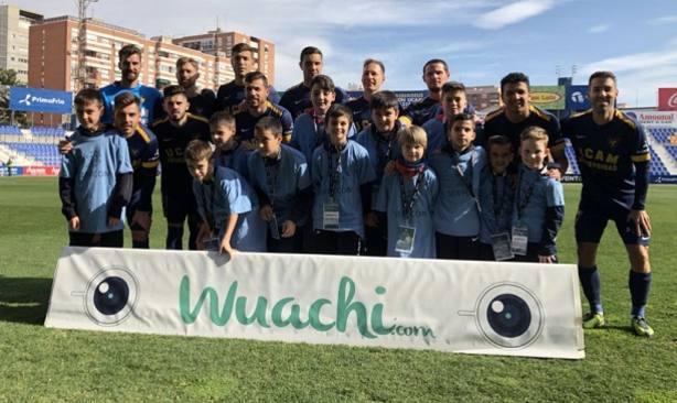 Nueva derrota de UCAM Murcia CF en La Condomina
