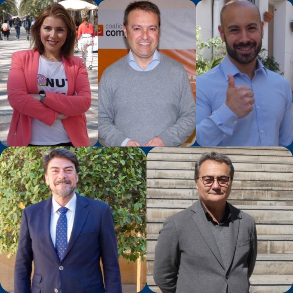 Candidatos Alicante (COPE)