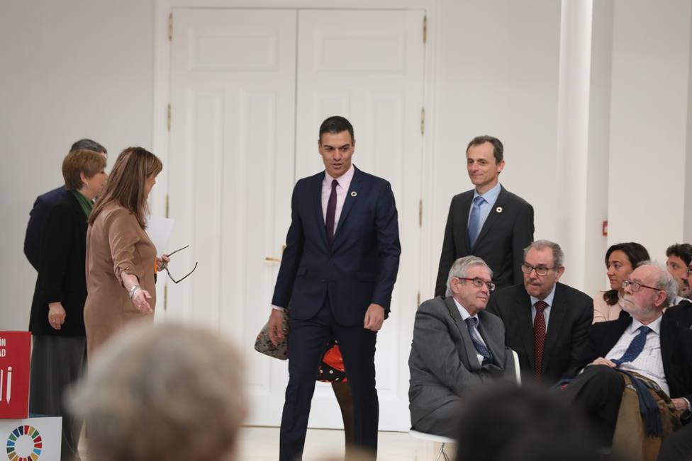 Sánchez y Duque visitarán este miércoles en Barcelona la sede del futuro supeordenador europeo