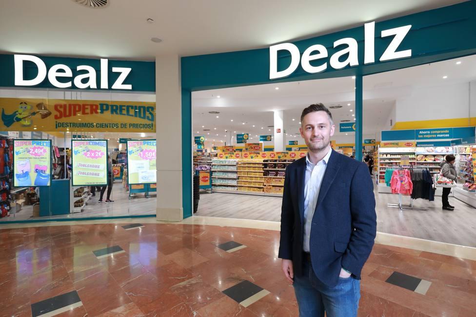 Mark Elliott, designado director general de Dealz para Europa Occidental