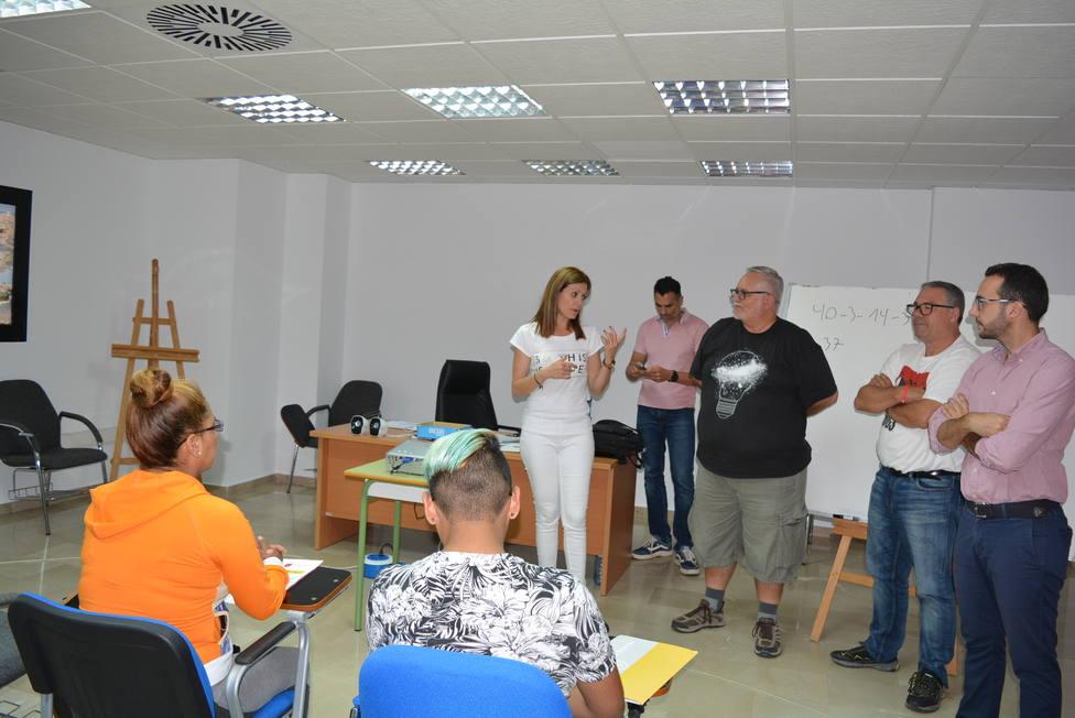 El Ayuntamiento apuesta por la ampliación de los cursos de capacitación agrícola en la localidad