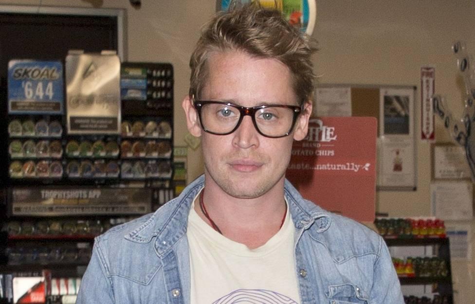 Macaulay Caulkin se mofa de la vuelta de Solo en casa con una foto que ha dejado a todos boquiabiertos