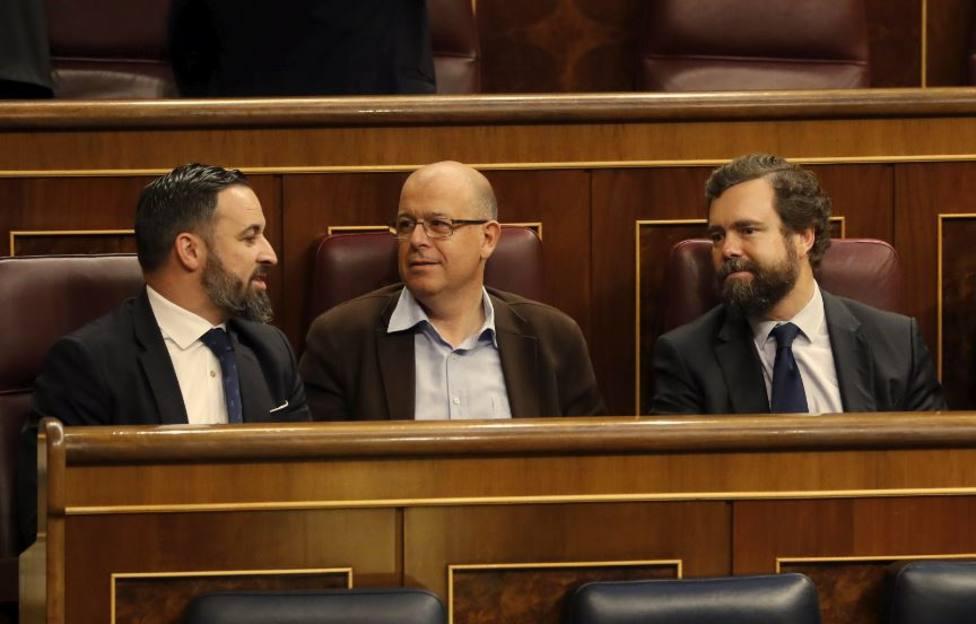 La polémica de Espinosa de los Monteros con un diputado socialista, entre lo más visto de la semana en COPE