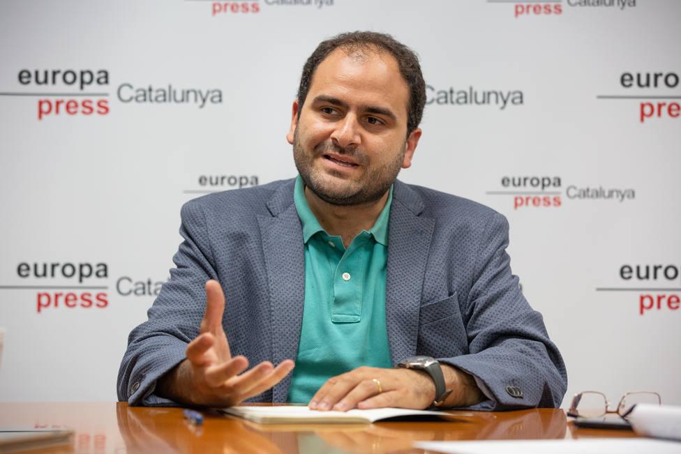 SCC demanda a varias Consejerías ante el TSJ de Cataluña por vulnerar derechos fundamentales al colocar lazos amarillos