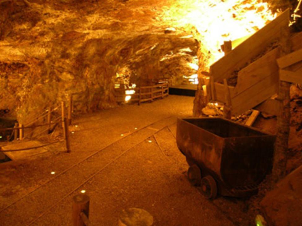El Parque Minero de La Unión es un espacio privilegiado de laSierra Minera
