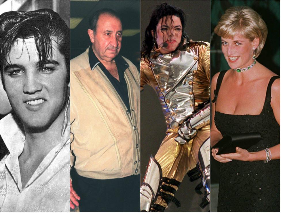 Elvis y otros famosos que siguen vivos