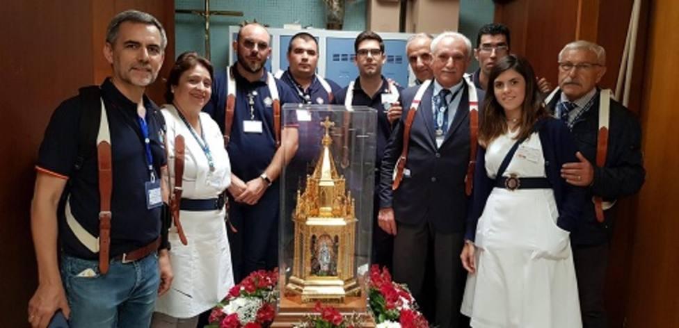Las reliquias de santa Bernadette regresan a Murcia