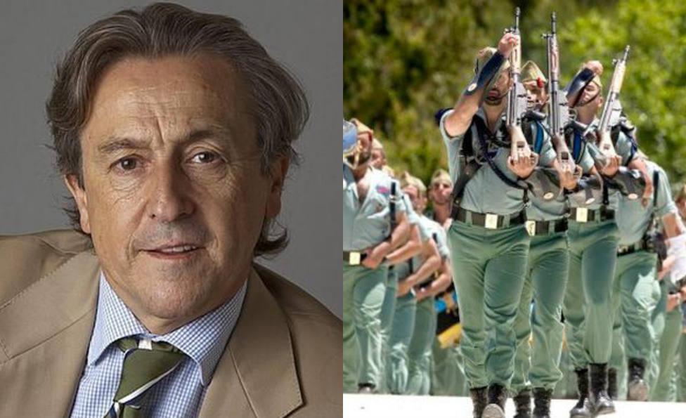 El patriótico mensaje de Hermann Tertsch sobre el aniversario de la Legión aplaudido por las redes