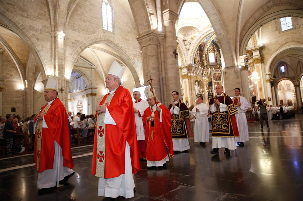 Inauguración del Sínodo Diocesano