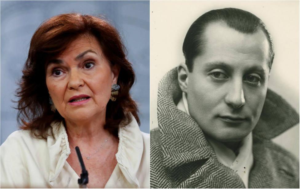 La inesperado capotazo de Carmen Calvo a Primo de Rivera que ha incendiado a la izquierda