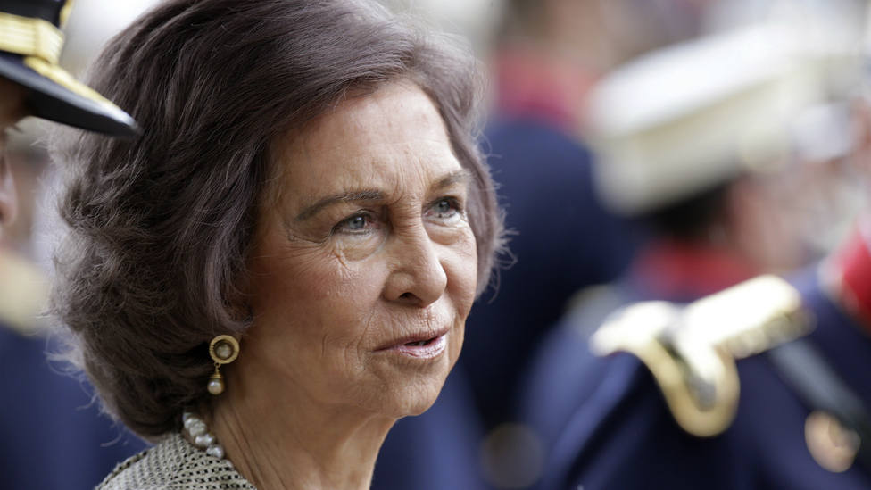 La Reina Sofía celebra su 81 cumpleaños en familia