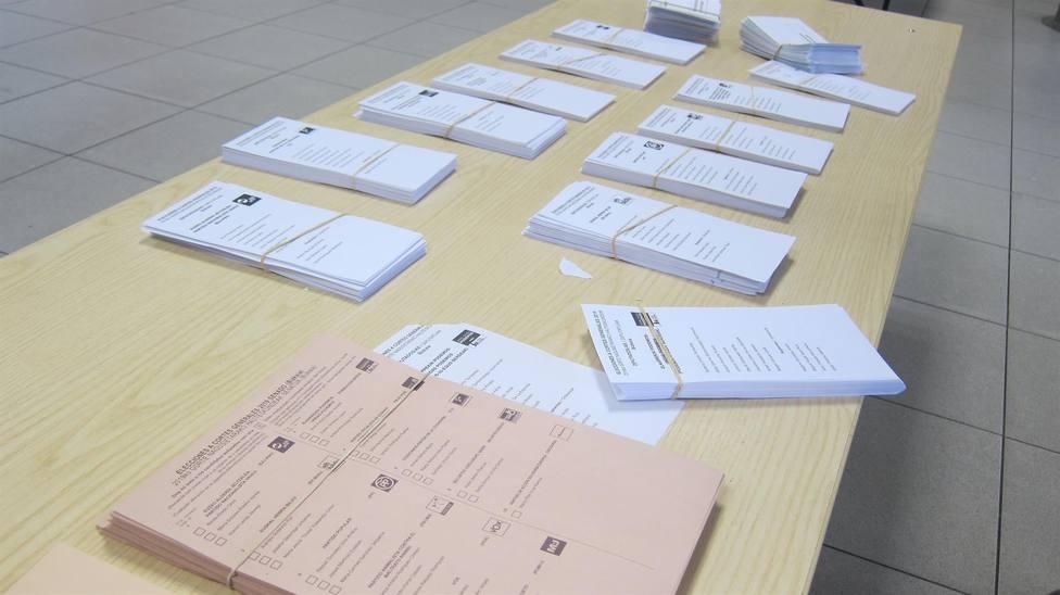 Participación elecciones generales en Andalucía