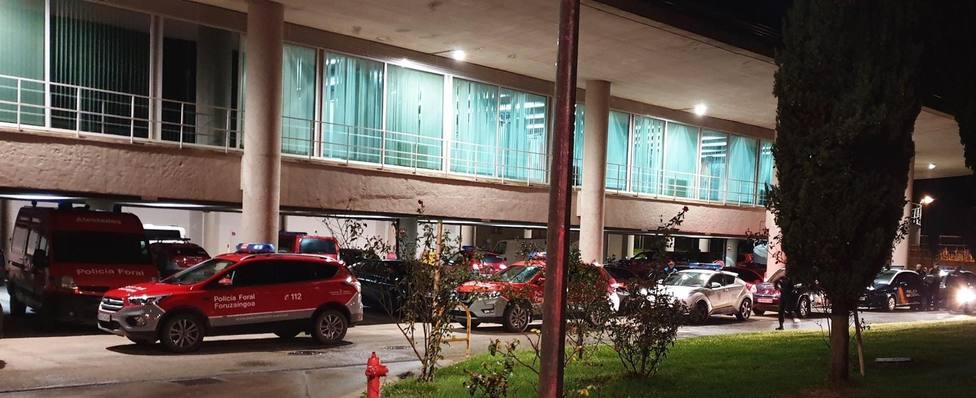 Operación policial en una discoteca de Tudela con siete detenidos