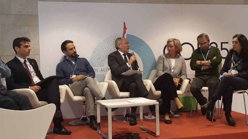 La Comunidad de Madrid presenta su proyecto de predicción de contaminantes ante organismos internacionales