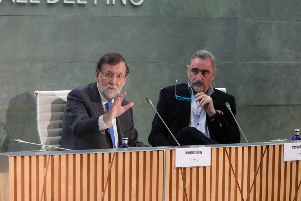 Rajoy avisa a Sánchez que será un irresponsable si rompe grandes consensos y deja que España esté condicionada por ERC