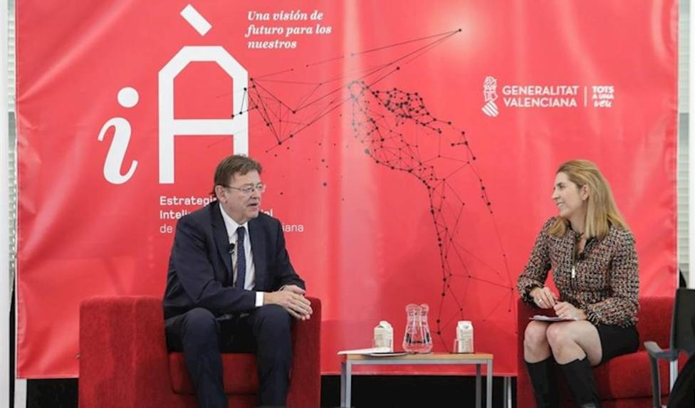El President de la Generalitat Ximo Puig (EuropaPress)