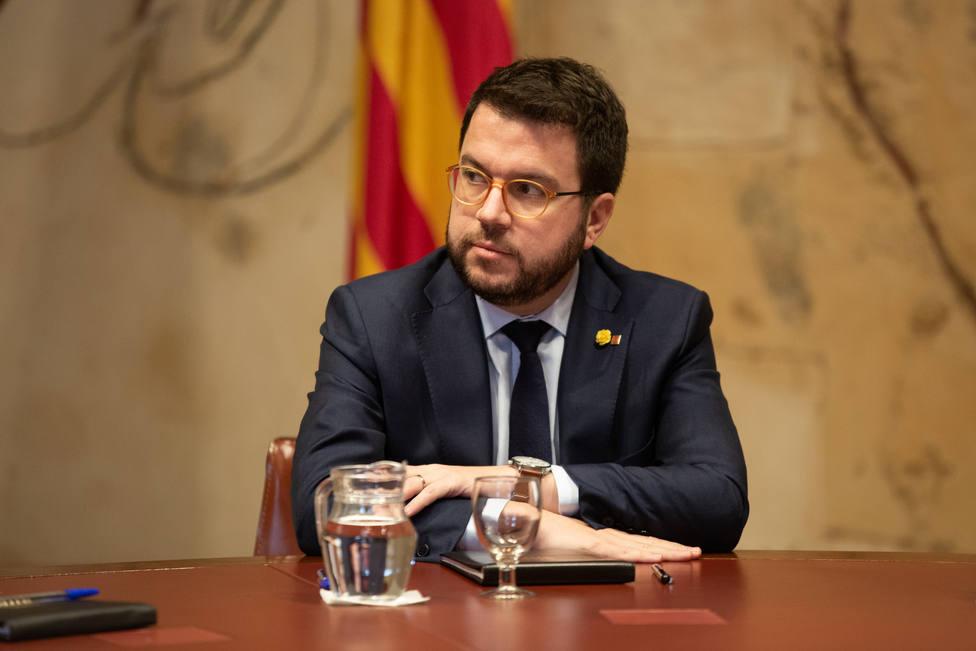 Aragonès se desplaza a Tarragona por la explosión en la planta petroquímica de La Canonja