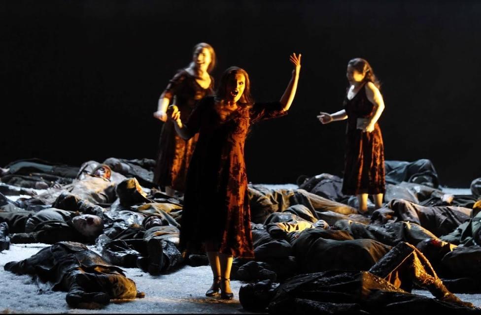 El feminismo de Wagner triunfa en el Teatro Real con La valquiria
