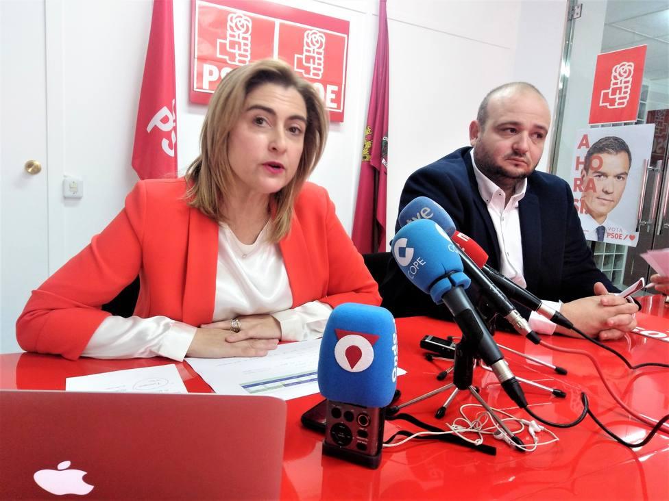 Los socialistas dudan que el Gobierno regional tenga un interés real de impulsar la zona logística