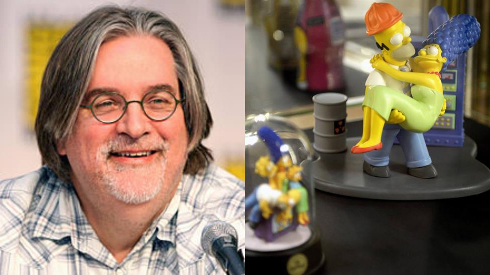 Matt Groening, el padre de la familia más conocida de la televisión, cumple 66 años