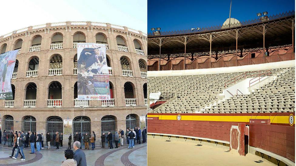 Las plazas de toros de Valencia y Castellón se quedan sin sus ferias de Fallas y Magdalena respectivamente